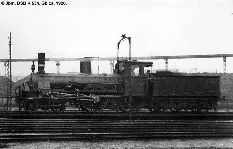 DSB K534