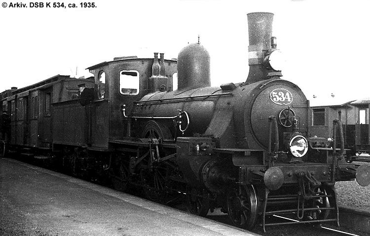 DSB K 534