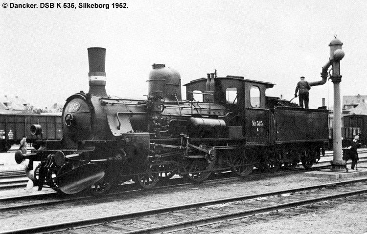 DSB K 535