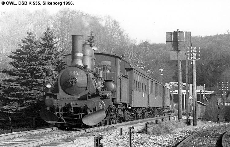 DSB K535