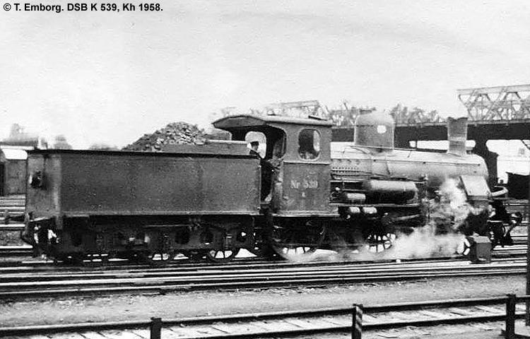 DSB K 539