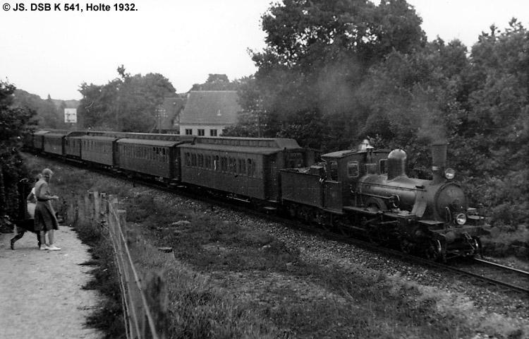 DSB K 541