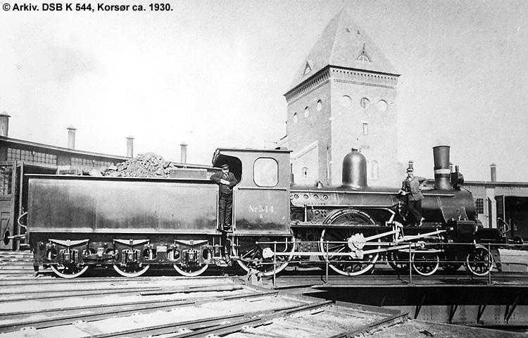 DSB K 544