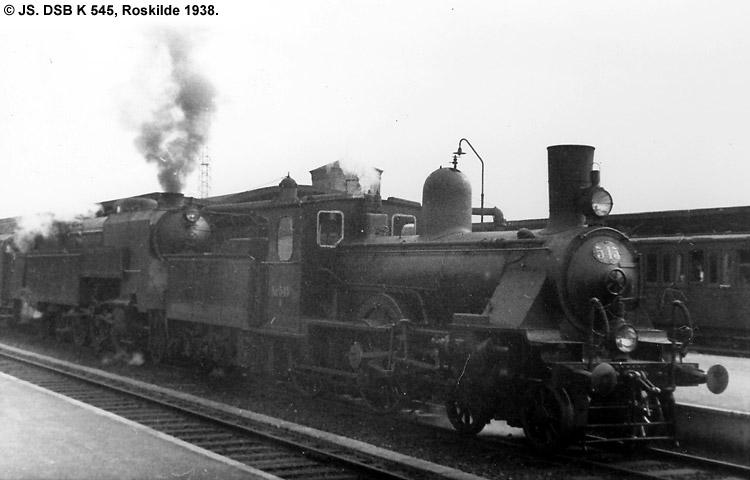DSB K545