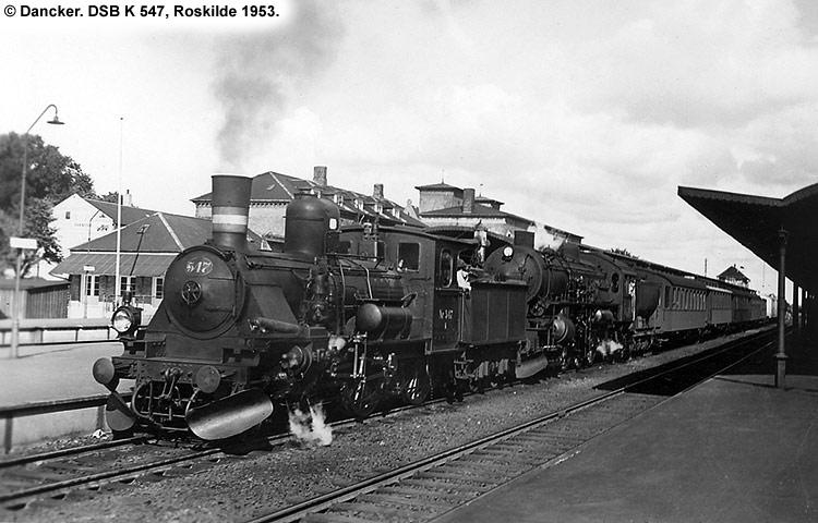 DSB K547