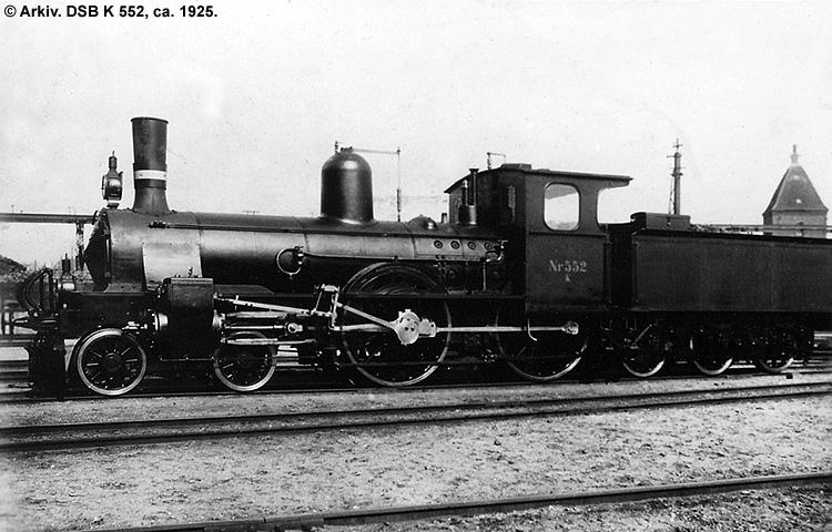 DSB K552
