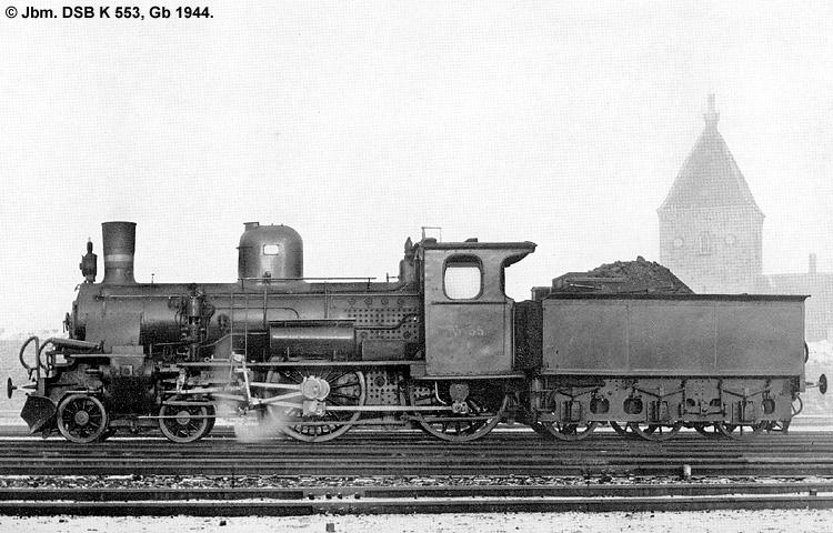 DSB K 553