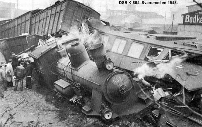 DSB K 554
