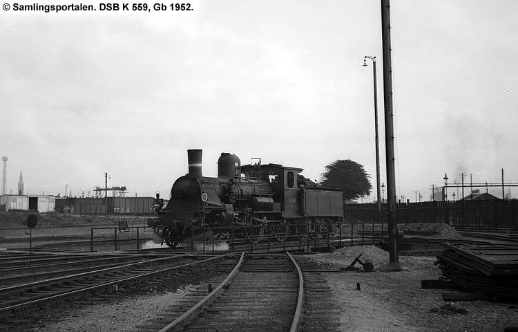 DSB K 559