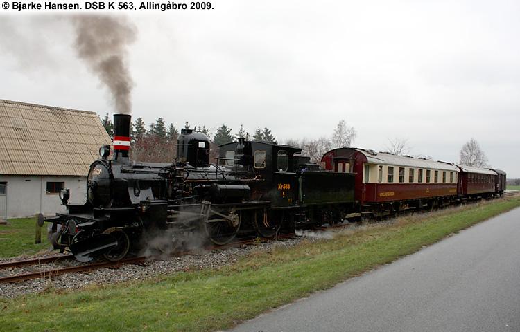 DSB K 563