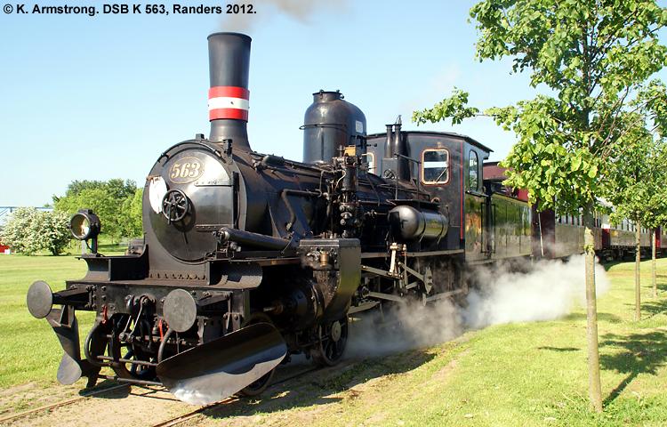 DSB K563
