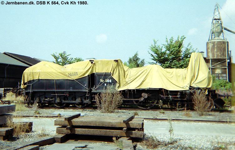 DSB K 564