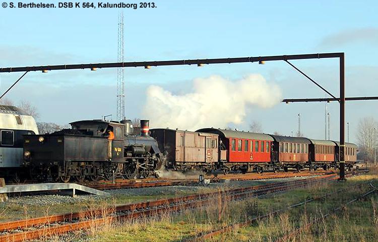 DSB K564
