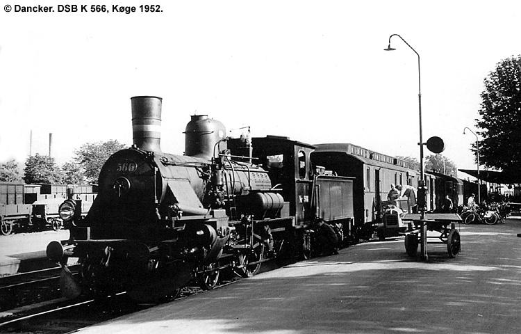 DSB K566