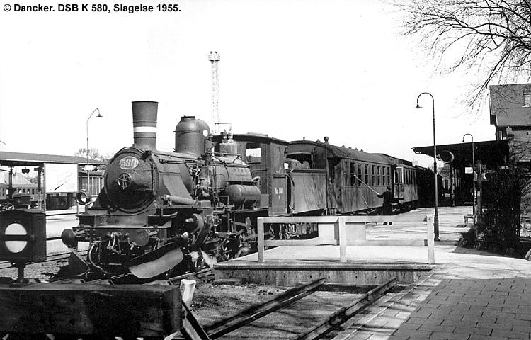 DSB K 580