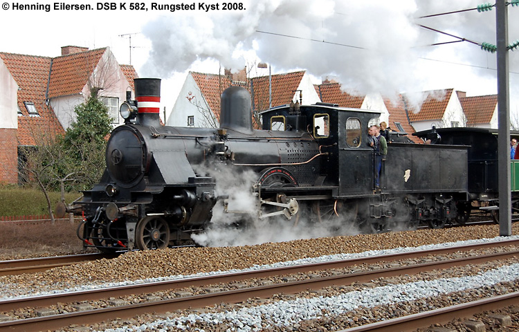 DSB K 582