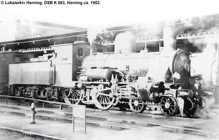 DSB K 583