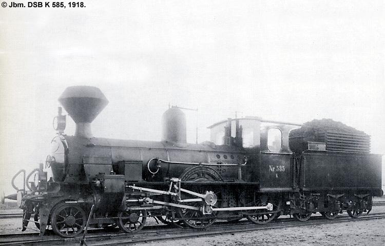 DSB K 585