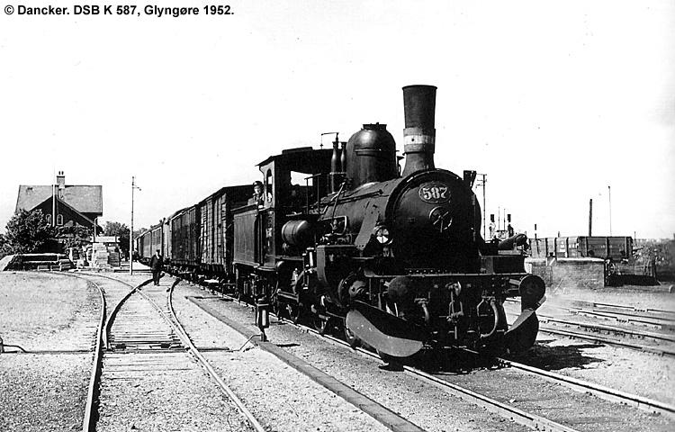 DSB K 587