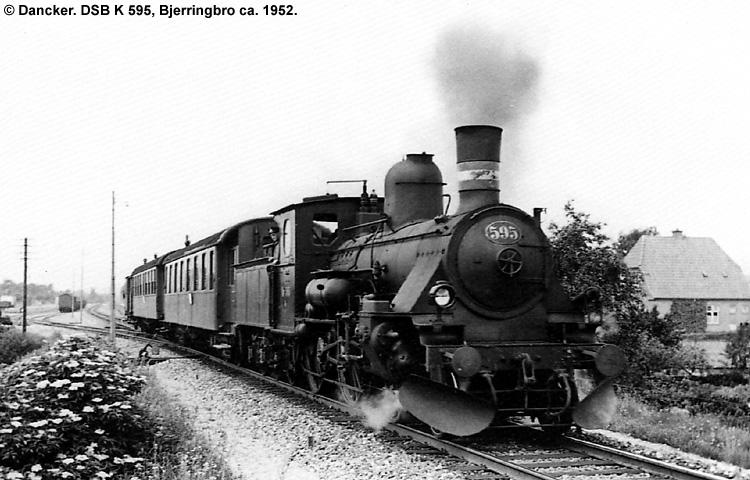 DSB K 595