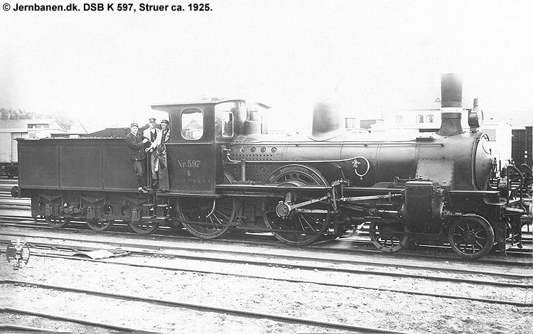 DSB K 597