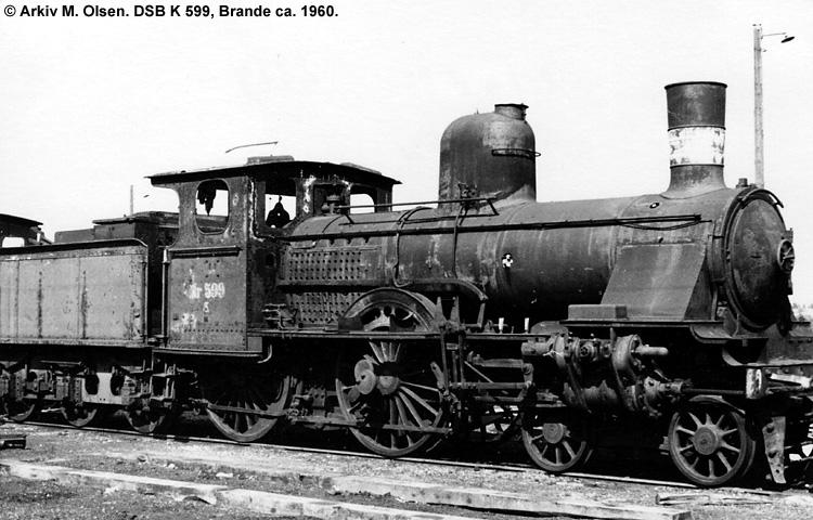 DSB K599