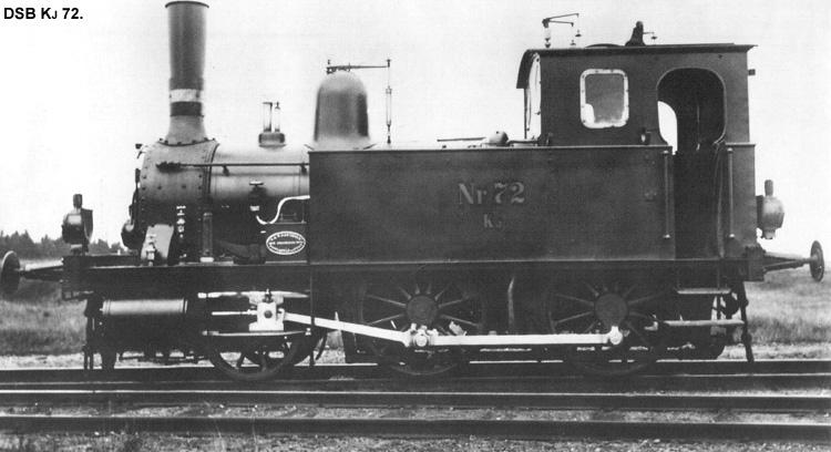 DSB KJ 72