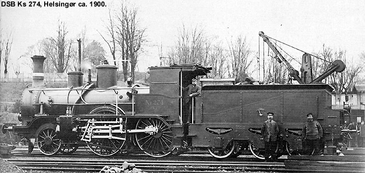 DSB KS 274