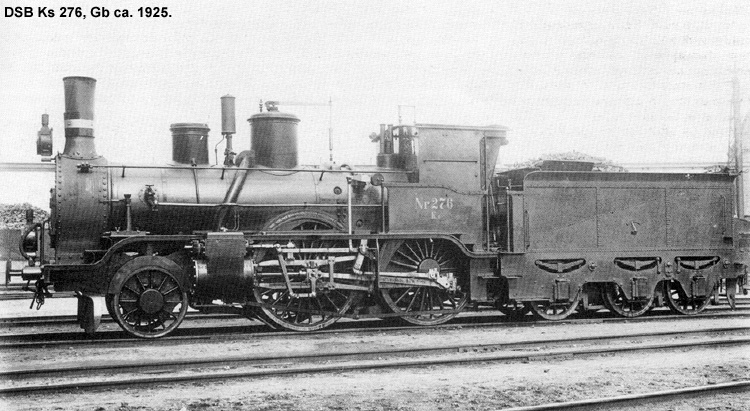 DSB KS 276
