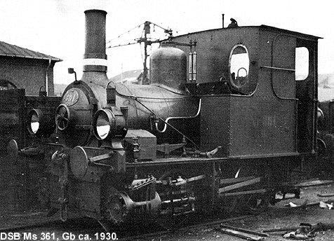 DSB MS 361