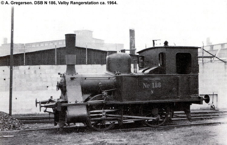 DSB N 186