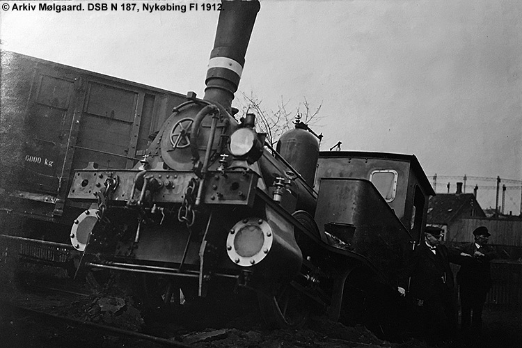 DSB N 187