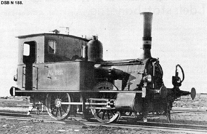 DSB N 188