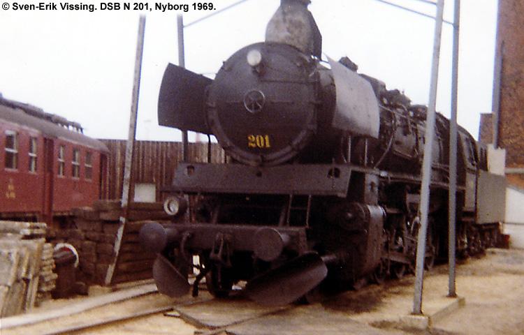 DSB N201 1