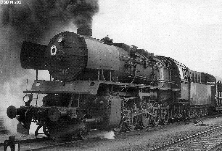 DSB N 202