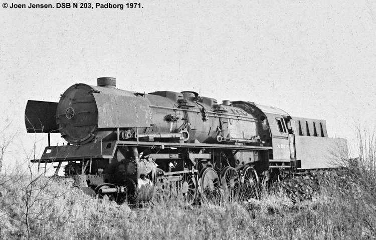 DSB N203