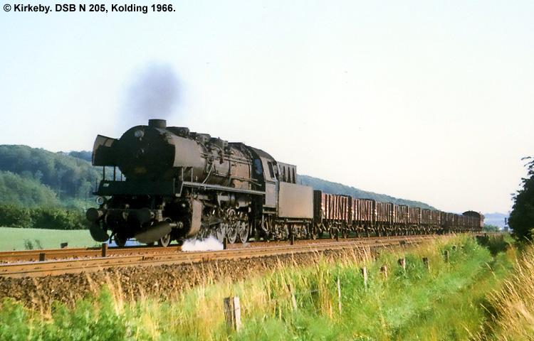 DSB N205
