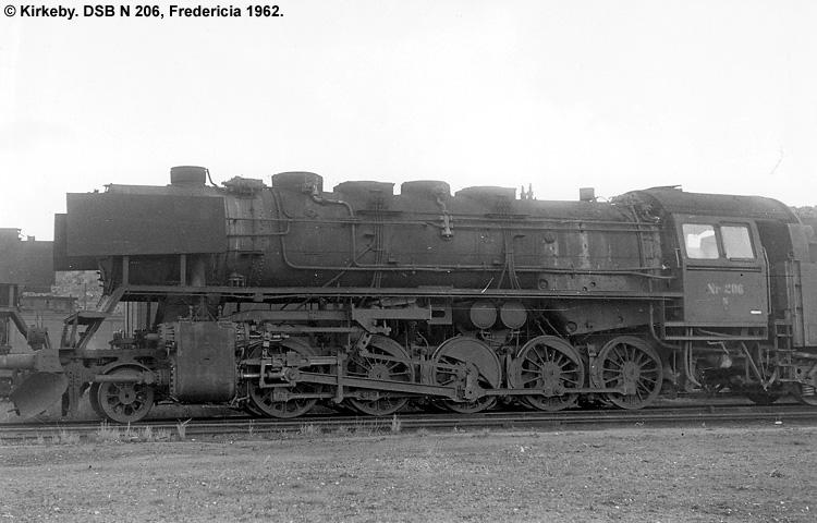 DSB N206