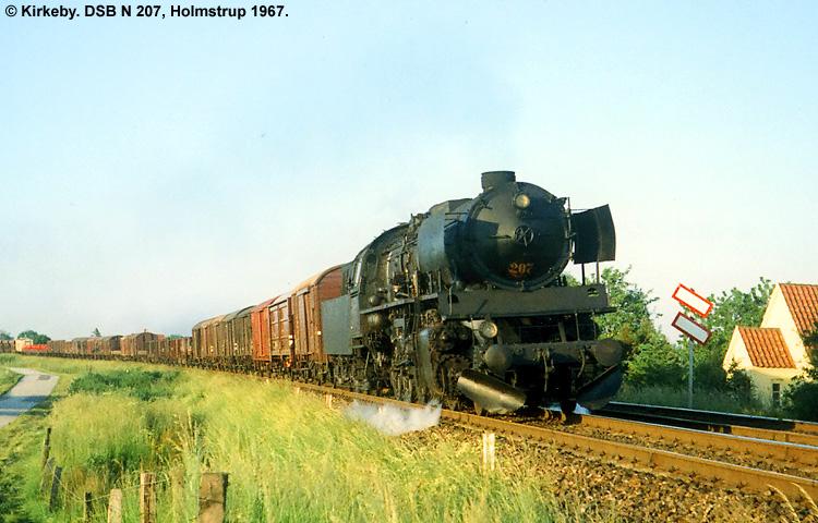 DSB N 207