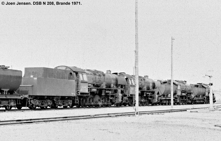 DSB N 208