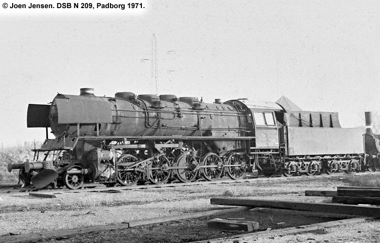 DSB N209