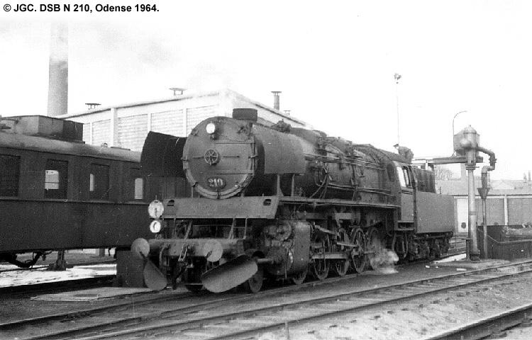DSB N 210