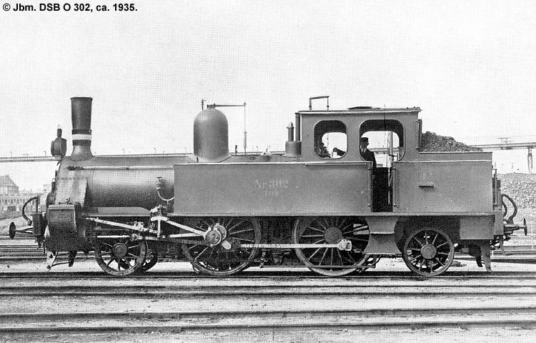 DSB O 302