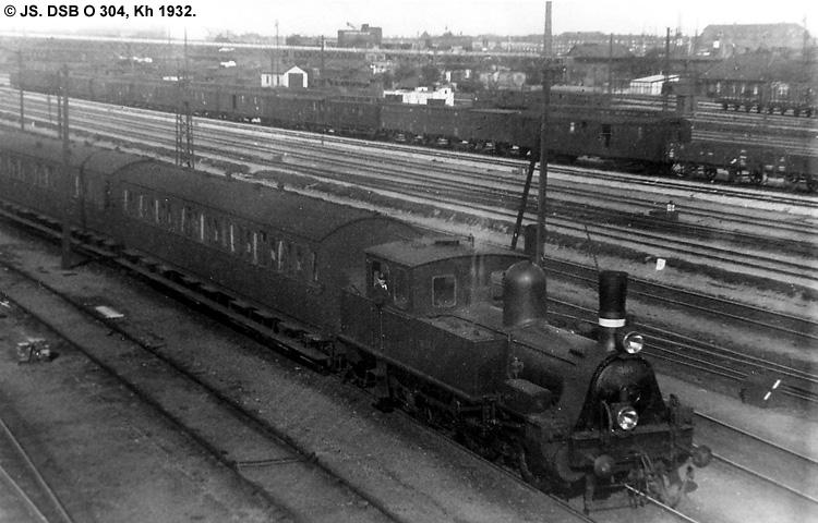 DSB O 304