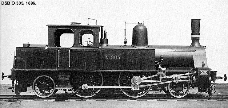 DSB O 305