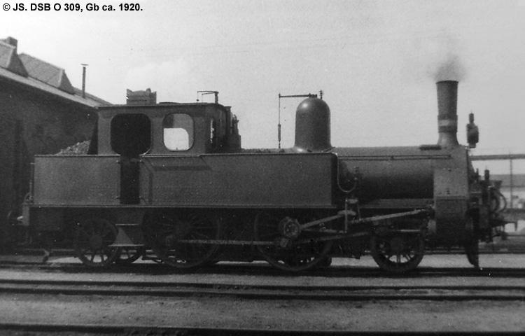 DSB O 309