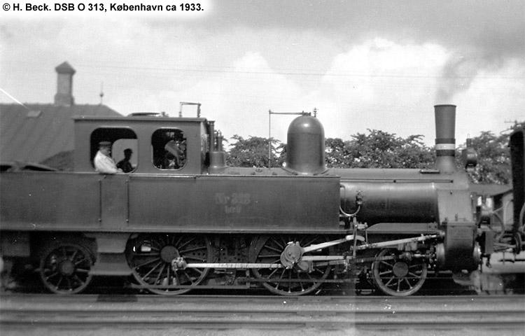 DSB O313