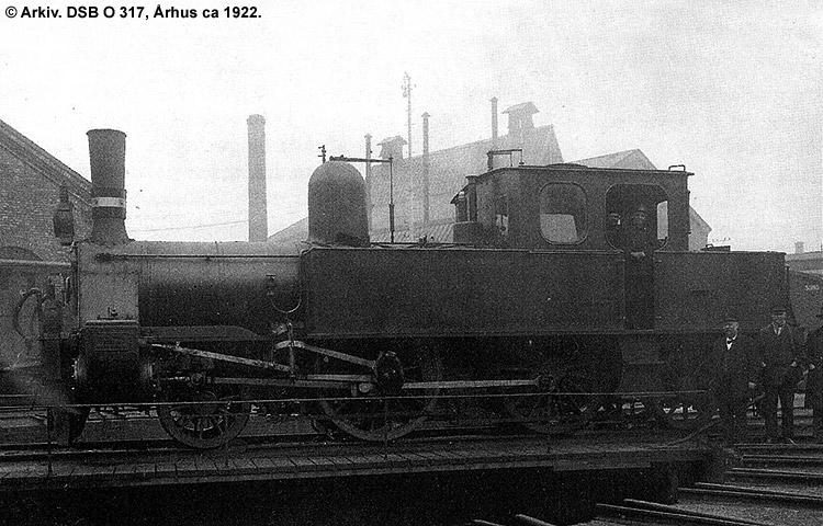 DSB O 317