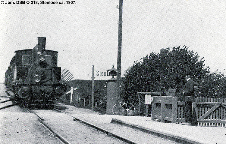 DSB O 318