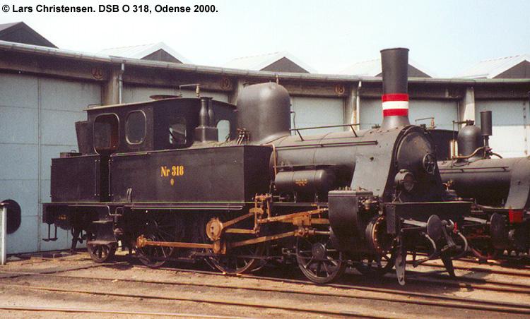 DSB O318